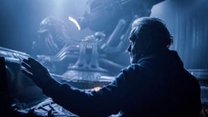 Riddley Scott, detrás de la precuela de 'Alien: Covenant'.