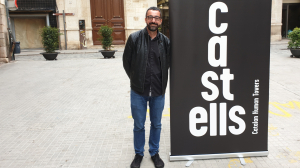 Roger Gispert és el nou president de la Coordinadora de Colles Castelleres de Catalunya