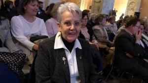 Rosa Maria Guasch és la candidata d'Avui Democràcia a l'alcaldia de Torredembarra.