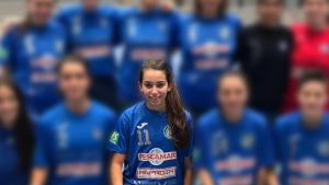 Sofía era jugadora de la Cidade de Pontevedra desde hacía aproximadamente un año