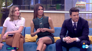 Sofia Suescun, Candela Acevedo y Fede, posibles repescados