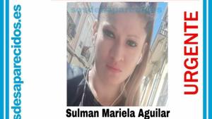Sulman Mariela Aguilar va desaparèixer el 5 de maig a Girona