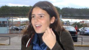 Tana Rivera viajó a Sevilla para conocer a su hermanito Curro