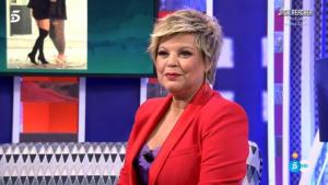 Terelu Campos en 'Sábado Deluxe'