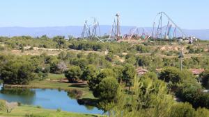 Terrenys del Centre Recreatiu i Turístic (CRT) de Vila-seca i Salou