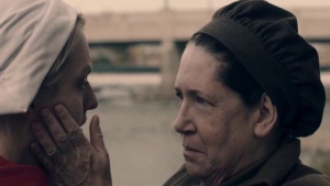 Tía Lydia sigue viva en la tercera entrega.