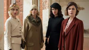 Todo lo que sabemos de la cuarta temporada de Las Chicas del Cable.