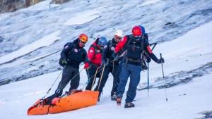 Troben el cadàver de Mateo Parrilla, alpinista desaparegut fa 30 en Argentina
