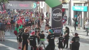 Un jove ha mort mentre se celebrava la V edició de la cursa de Muntanya del Pa amb Tomàquet