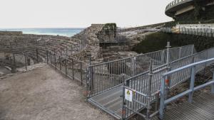 Un treballador del Museu d'Història va denunciar la situació del patrimoni tarragoní a la UNESCO.