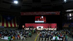 Una imatge de l'assemblea de l'ANC.