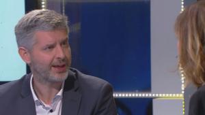 Van den Eynde va posar data a la fi del judici del procés durant l'entrevista al 'FAQS'