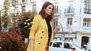 Vicky Martín Berrocal ha estado de compras por Lisboa