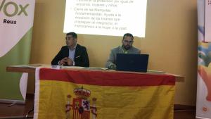 Vox Reus presenta el seu programa electoral de cara a les municipals
