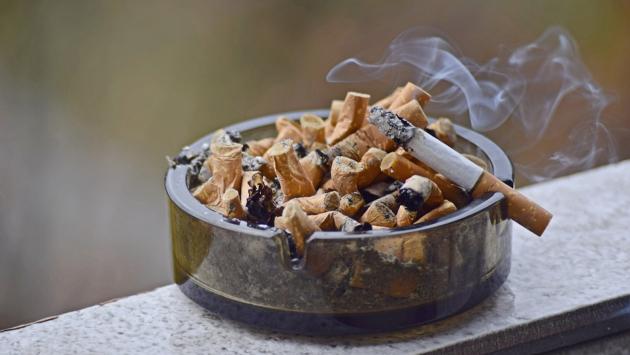Componentes del humo de tabaco