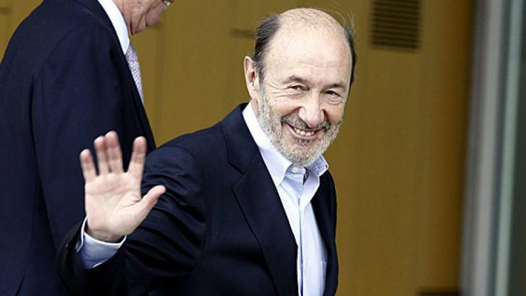 Alfredo Pérez Rubalcaba, el polític que va acabar amb ETA