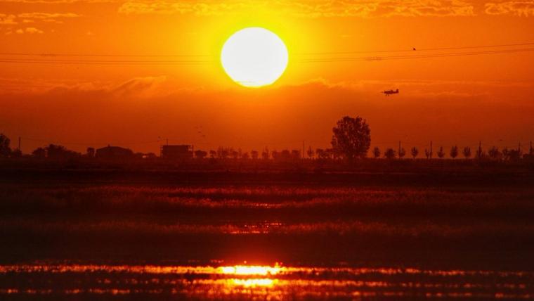 El sol i la calor continuaran dominant aquest dimecres