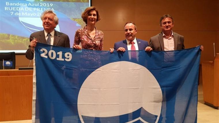 España mantiene se mantiene como el país con más banderas azules