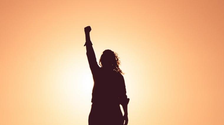 Frases feministas para el empoderamiento de la mujer.