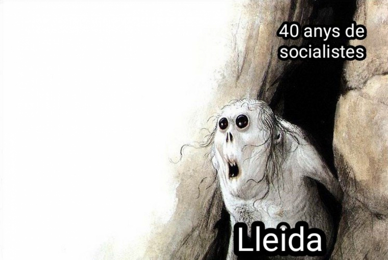 Imatge del 'meme' del Sr. Postu