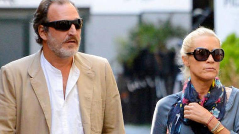 Juan Gómez-Acebo se separa de su mujer, Winston Holmes Carney