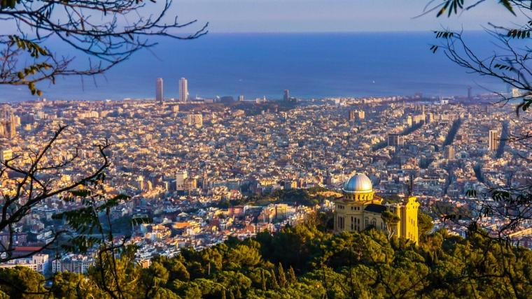 La Sagrada Família és el monument més fotografiat de la ciutat