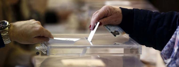 Les eleccions s'han desenvolupat amb total normalitat