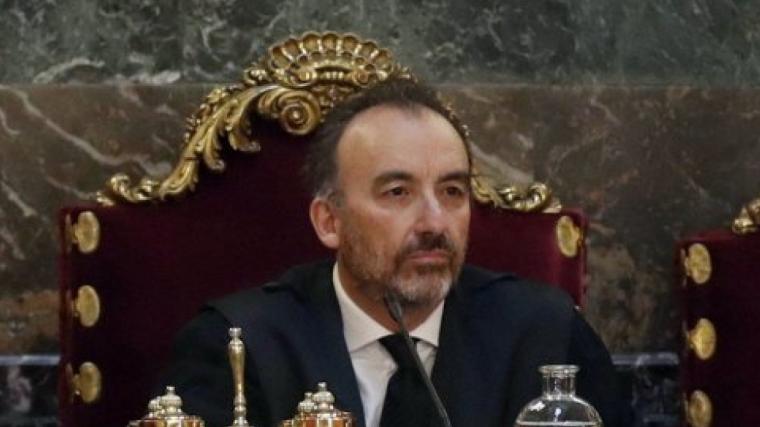 Manuel Marchena serà el president i ponent de la sentència del judici
