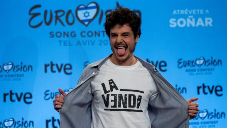 Miki veu com Eurovisió retira encara més punts a Espanya