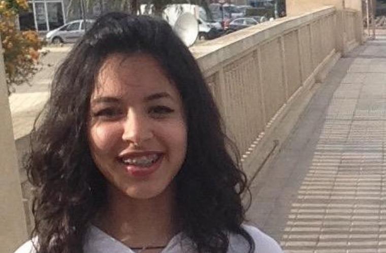 Nicole Abigail desapareguda dijous de matí camí de l'institut en Redován