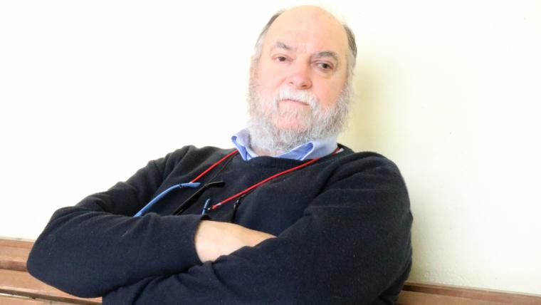 Pere Moradell, alcalde de Torroella de Fluvià (Alt Empordà) des de 1979