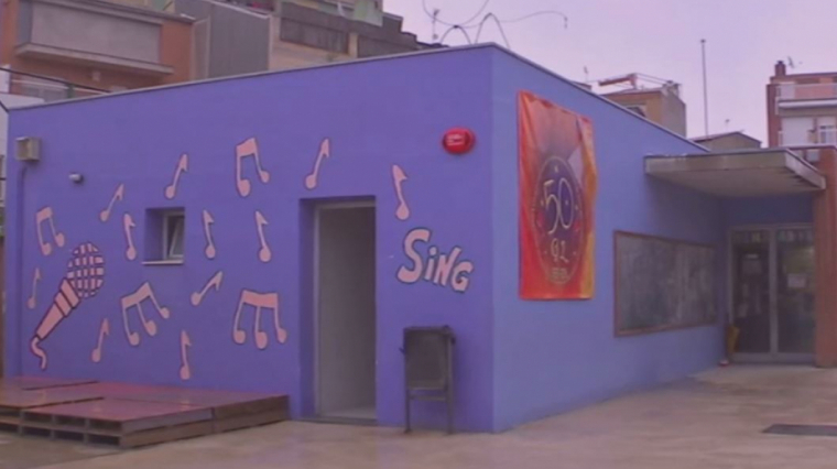 Escola García Lorca de Santa Margarida de Montbui