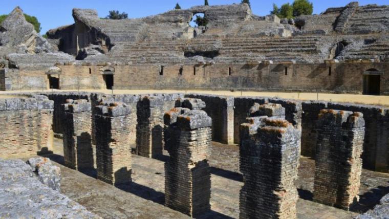 Ruinas de Itálica, Santiponce.