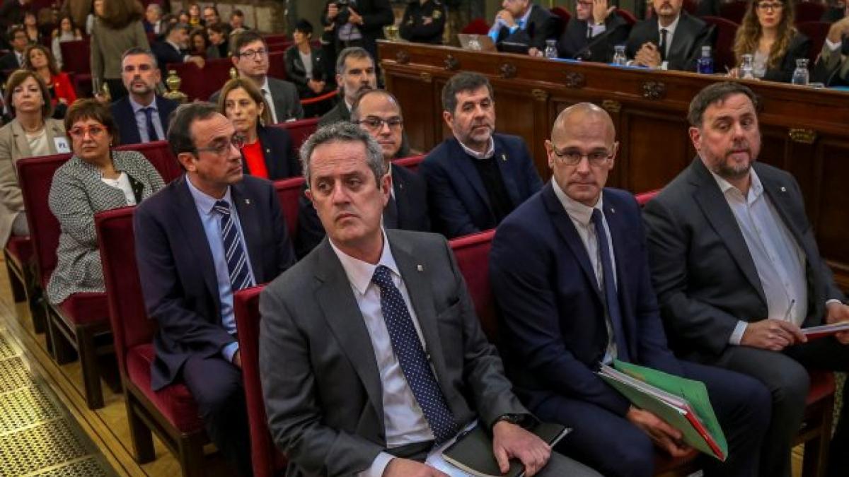 Interior preveu traslladar els presos a Catalunya aquest dilluns a la tarda