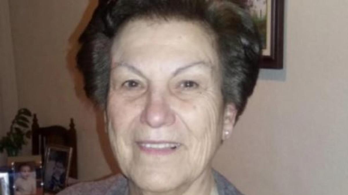 Antonia, desapareguda el passat dilluns 24 de juliol