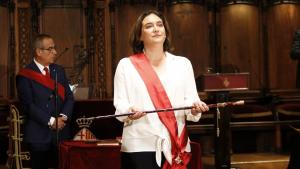 Ada Colau, escollida novament alcaldessa de Barcelona