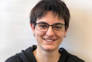 Aina Alegre, educadora social del Centre Obert
