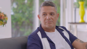 Alejandro Sanz habló de la relación con sus dos hijos mayores