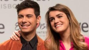 Alfred y Amaia representarán a España en el Festival de 'Eurovisión'