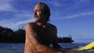 Allan Weisbecker, surfista y escritor de 'Searching of Captain Zero'
