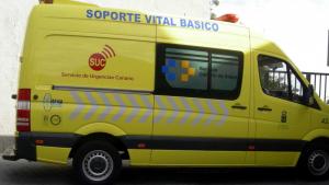 Ambulancia Canarias
