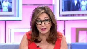 Ana Rosa afirma no ser la autora de los mensajes