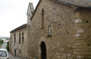 Antic Hospital de Santa Magdalena de Montblanc