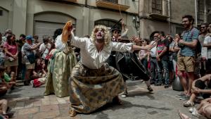 Ball de Dames i Vells a Reus