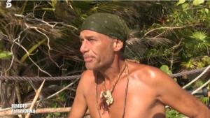 Carlos Lozano en 'Supervivientes'