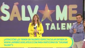 Carlota Corredera había anunciado el programa a principios de junio