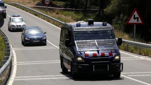 Carme Forcadell ingressa de nou a la presó de Mas d'Enric