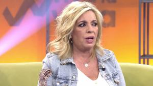 Carmen Borrego defiende a su madre tras sus declaraciones sobre Mediaset
