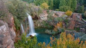 Cascada en el Valle de Cabriel