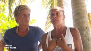 Chelo García Cortés e Isabel Pantoja han vivido su primera disputa